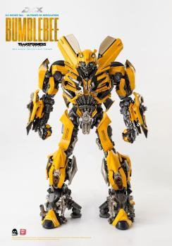 Transformers 5: The Last Knight DLX Actionfigur 1/6 Bumblebee 21 cm