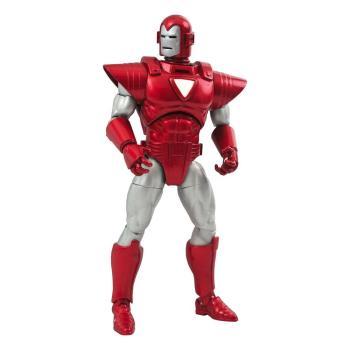 Marvel Select Actionfigur Silver Centurion Iron Man 18 cm