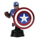 Marvel Comics Büste 1/7 Captain America 15 cm
