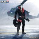 G.I. Joe Actionfigur mit Leuchtfunktion 1/12 Destro 17 cm