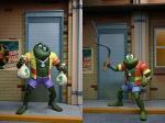 Teenage Mutant Ninja Turtles Actionfiguren Doppelpack Napoleon & Atilla Frog 18 cm