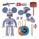 Die Simpsons Ultimates Actionfigur Robot Itchy 18 cm