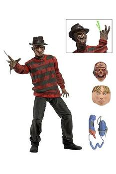 Nightmare On Elm Street Actionfigur 30th Anniversary Ultimate Freddy Krueger 18 cm