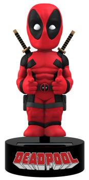 Marvel Comics Body Knocker Wackelfigur Deadpool 15 cm