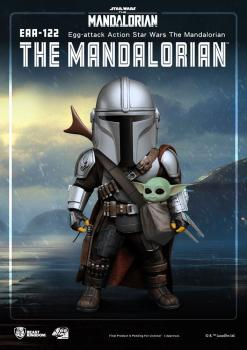 Star Wars The Mandalorian Egg Attack Action Actionfigur The Mandalorian 17 cm