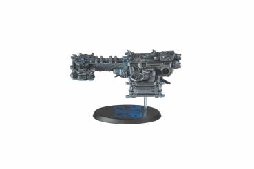 StarCraft Replik Terran Battlecruiser Ship 15 cm