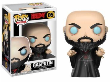 Hellboy POP! Movies Vinyl Figur Rasputin 9 cm