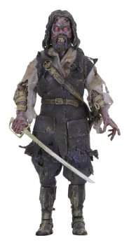 The Fog - Nebel des Grauens Retro Actionfigur Captain Blake 20 cm
