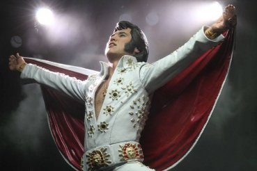 Elvis Presley Actionfigur Live in ´72 18 cm