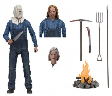 Freitag der 13. Teil 2 Actionfigur Ultimate Jason 18 cm