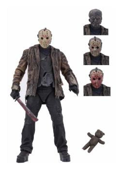 Freddy vs. Jason Ultimate Actionfigur Jason Voorhees 18 cm