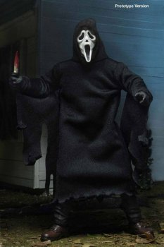 Scream Actionfigur Ultimate Ghostface 18 cm