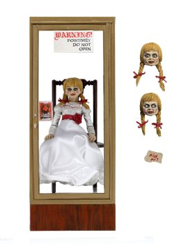 The Conjuring Universe Actionfigur Ultimate Annabelle (Annabelle 3) 15 cm
