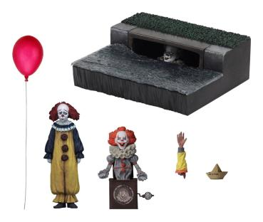 Stephen Kings Es 2017 Zubehör-Set für Actionfiguren Movie Accessory Set