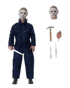 Halloween II Retro Actionfigur Michael Myers 20 cm