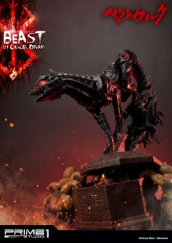 Berserk Statue 1/4 Beast Of Casca's Dream 65 cm