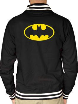 Batman College Jacke Logo