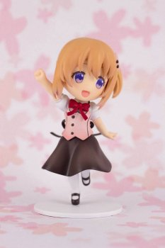 Is the Order a Rabbit Bloom PVC Statue Cocoa 6 cm