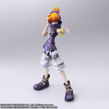 The World Ends with You - Final Remix Bring Arts Actionfigur Neku Sakuraba 13 cm