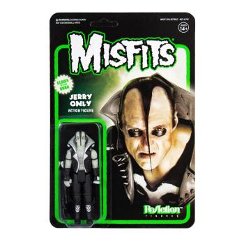 Misfits ReAction Actionfigur Jerry Only Glow In The Dark 10 cm