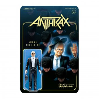 Anthrax ReAction Actionfigur Among The Living 10 cm
