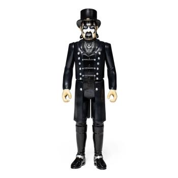 King Diamond ReAction Actionfigur Top Hat 10 cm