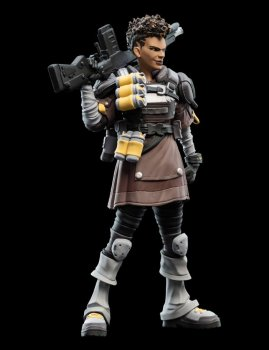 Apex Legends Mini Epics Vinyl Figur Bangalore