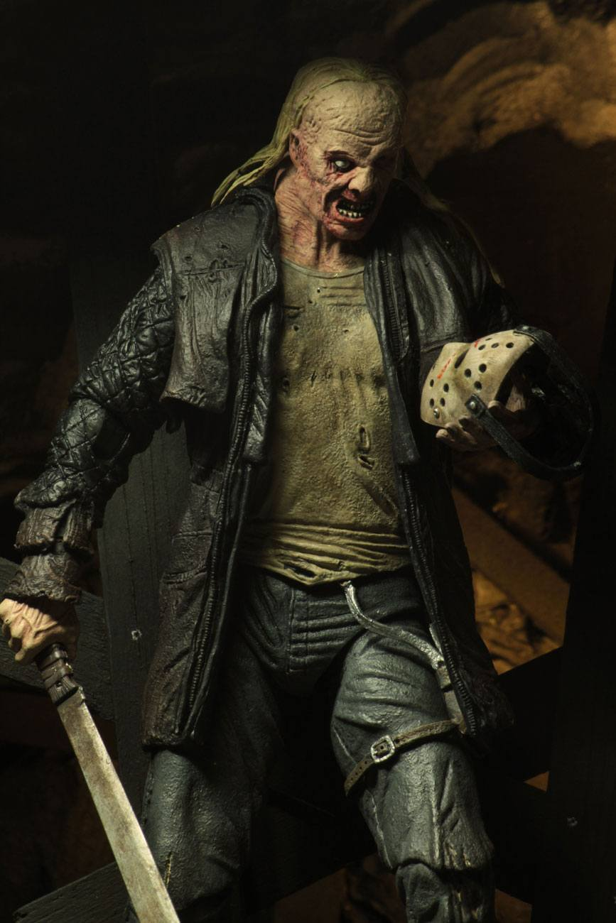 Actionfilmfigurenaction Figures Friday The 13th