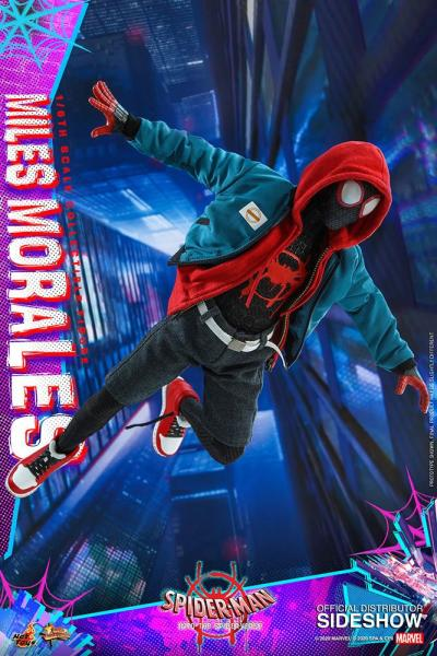 Spider-Man: A New Universe Movie Masterpiece Actionfigur 1/6 Miles Morales 29 cm