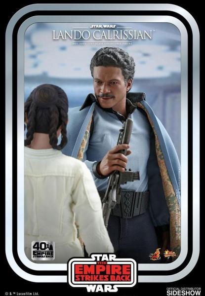 Star Wars Actionfigur 1/6 Lando Calrissian The Empire Strikes Back 40th Anniversary Collection 30 cm