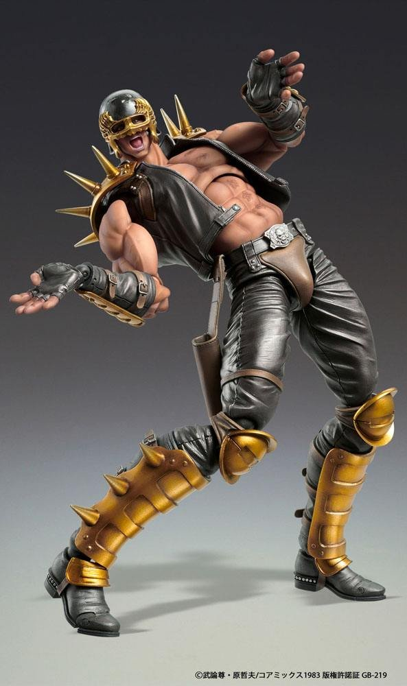 Fist of the North Star S.A.S Actionfigur Chozokado Jagi 18 cm