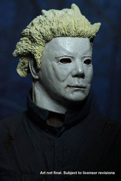 Halloween 2 Ultimate Actionfigur Michael Myers 18 cm