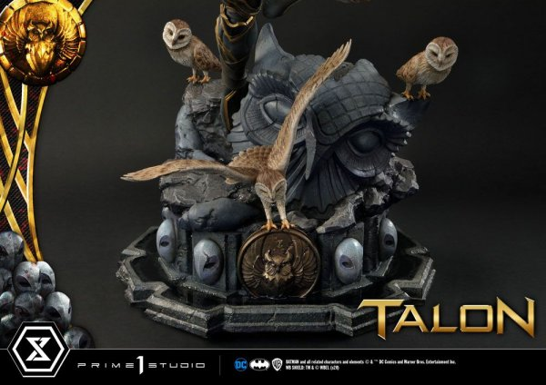 DC Comics Court of Owls Statue Talon 75 cm